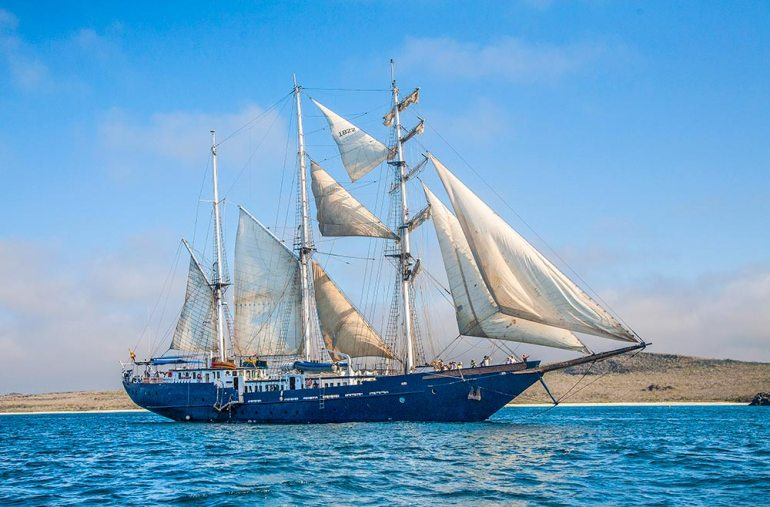 Mary Anne ship galapagos