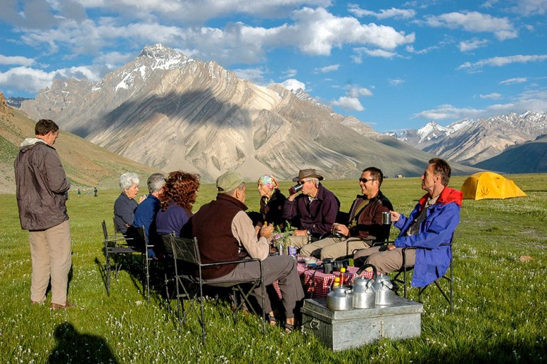 trek in ladakh india