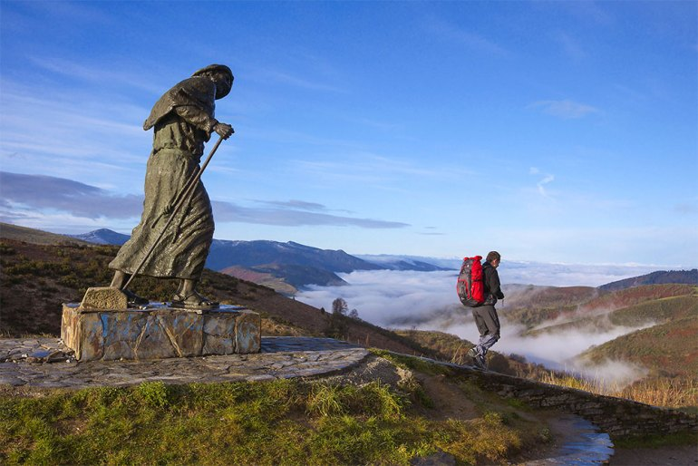 Great hikes of the world-Camino de santiago