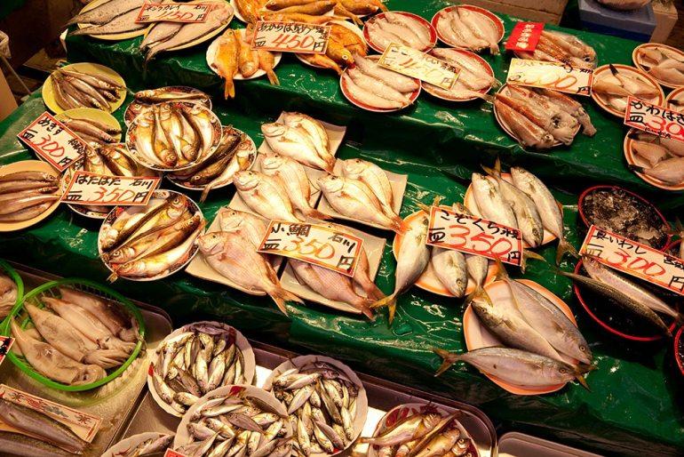 tokyo fish makret
