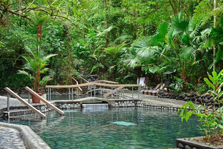 Heavenly Hot Springs Around the World