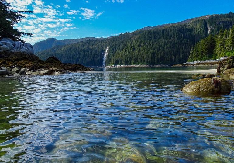 Alaska hot springs