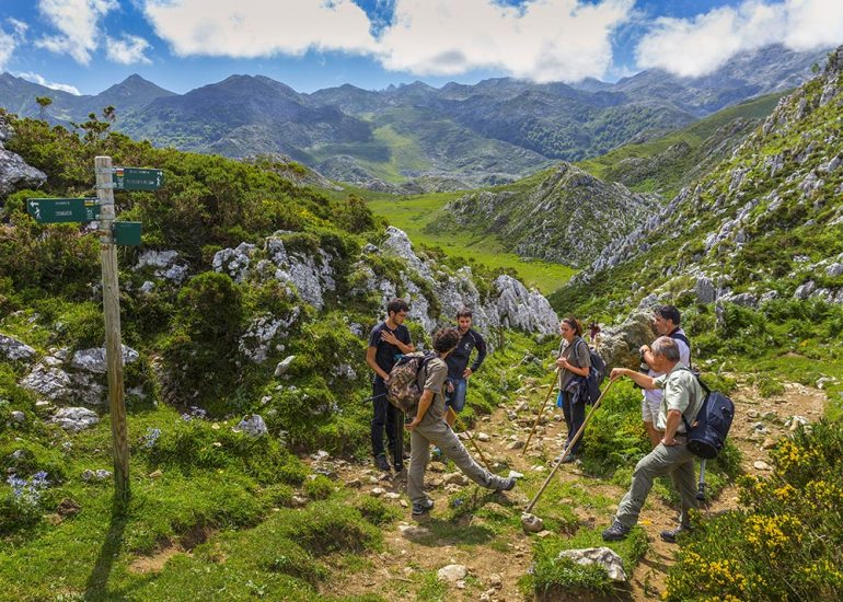basque country hiking in europe