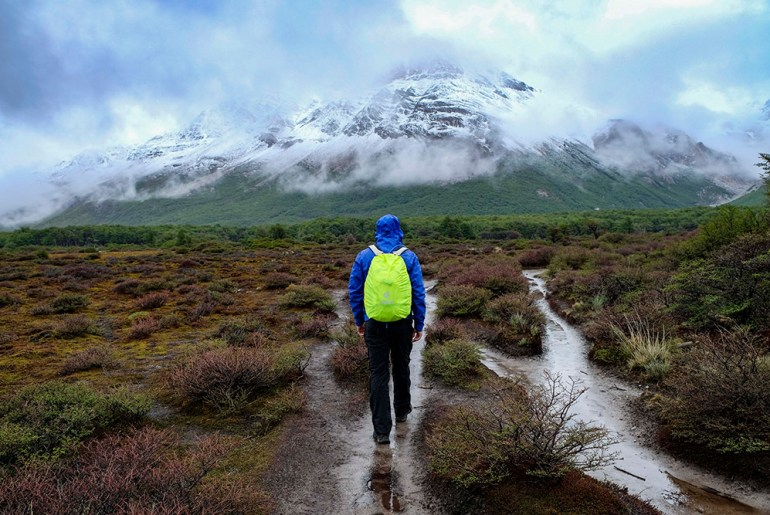 What It's Like to Hike in Patagonia