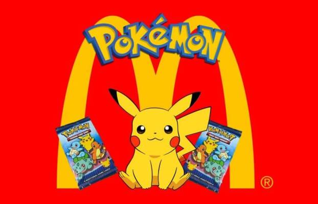 Mc Donalds Pokemon Greenkey Photobooth