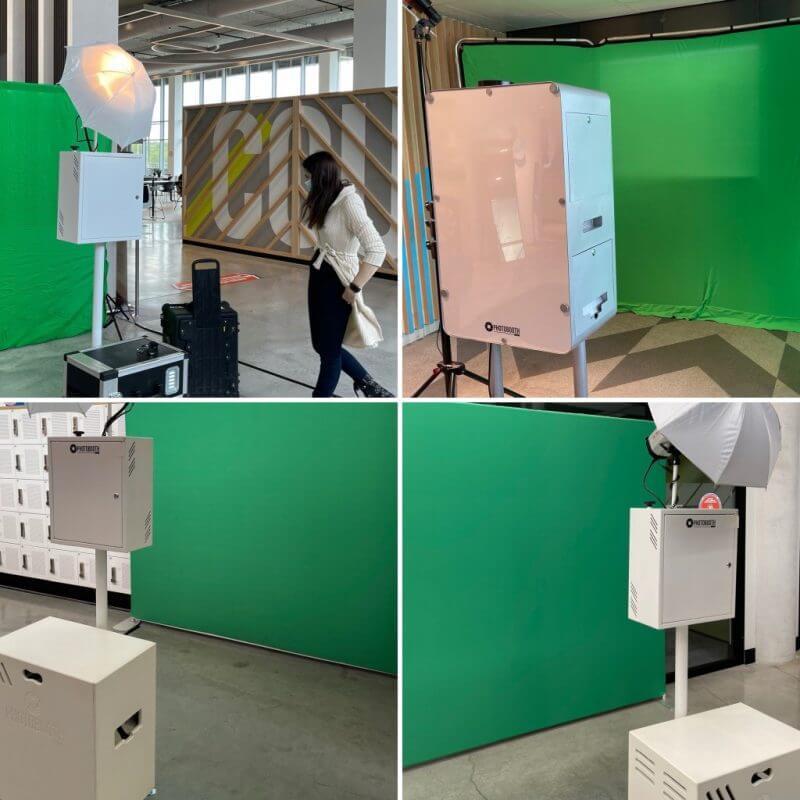 4 Greenkey Photobooths Nike