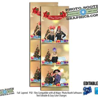 Pop Up Holiday/Christmas 2x6
