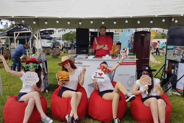 Epics Photobooth Bucuresti Burger Fest