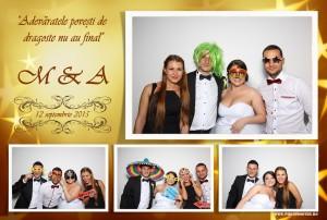 epics photobooth nunta cabina foto deschisa