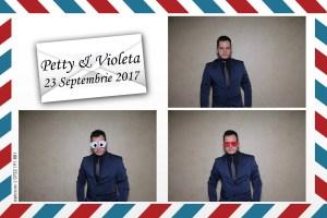 Protejat: 23 Septembrie 2017 – Nunta Petty si Violeta – Cluj-Napoca