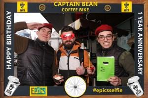 Protejat: 05 Februarie 2015 – Eveniment Capitan Bean – Cluj Napoca