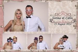 Protejat: 23 August 2014 – Nunta Sorina si Calin – Orastie