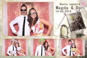 Protejat: 14 Iunie 2014 – Nunta Magda si Dani – Cluj Napoca