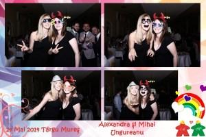 Protejat: 24 Mai 2014 – Nunta Alexandra si Mihai Ungureanu – Mures