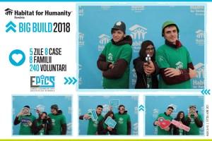 03 Octombrie 2018 – Habitat for Humanity BIG BUILD 2018 – Constanta