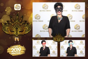 Protejat: 01 Ianuarie 2019 – Carnaval party Hotel Ceres – Pucioasa