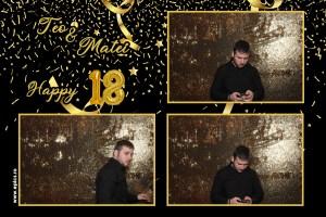 Protejat: 14 Decembrie 2019 – Teo si Matei Happy 18 – Bucuresti
