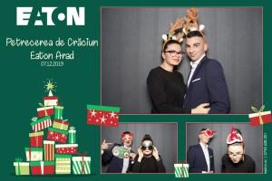 Protejat: 07 Decembrie 2019 – Petrecerea de Craciun Eaton – Arad