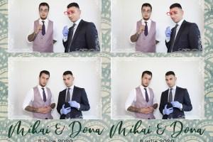 Protejat: 05 Iulie 2020 – Nunta Mihai si Dona – Timisoara