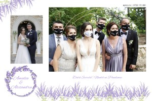 Protejat: 23 Iulie 2020 – Nunta Amalia si Alexandru – Cluj-Napoca