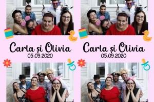 Protejat: 05 Septembrie 2020 – Botez Carla si Olivia – Cluj-Napoca