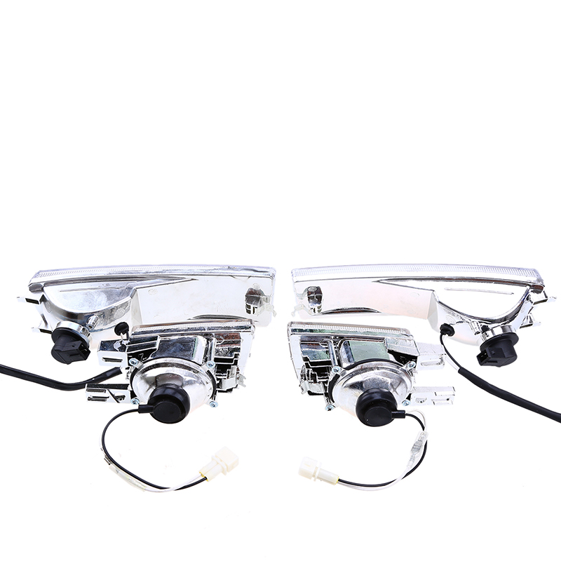 2pcs Front Bumper Signal Lamp Fog Light for VW Jetta MK3