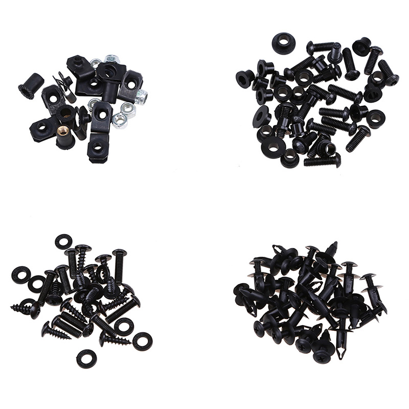 Fairing Bolt Kit Body Screws Nuts fits Suzuki Hayabusa GSX