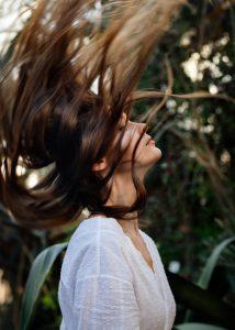 hair whip movement challenge