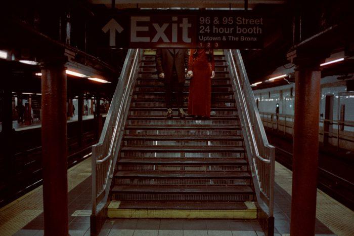 artistic subway photo