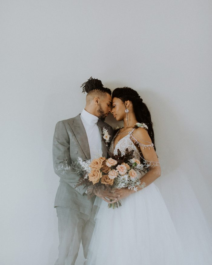 Top Pic of the month wedding day couple