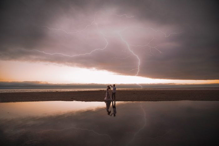 lightning storm warning