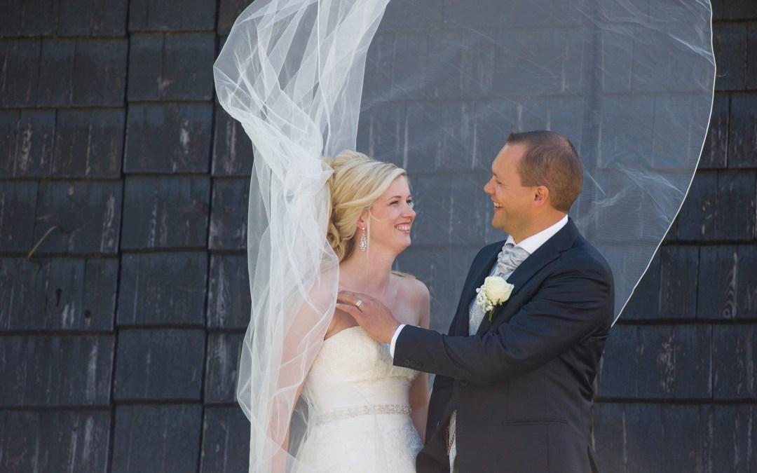 Bröllop Hudiksvall Jenny och John-Erik
