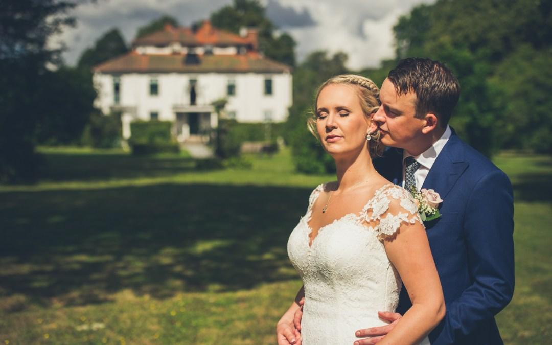 Bröllop Noors Slott Elin och Joakim