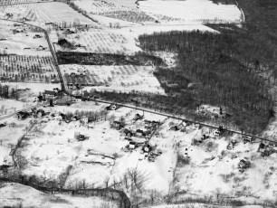 Aerial Views Linlithgo NY 1948