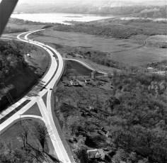 Rip Van Winkle Bridge approach 1956 (4)