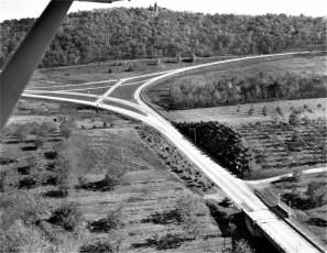 Rip Van Winkle Bridge approach 1956 (5)