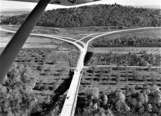 Rip Van Winkle Bridge approach 1956 (7)