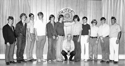 American Legion Boys State participants 1973