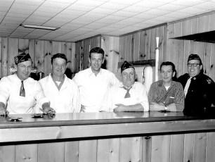 Jennings Willets Am. Legion Post members G'town 1959