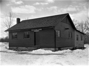 Bill's Log Cabin Bill Rose 1947