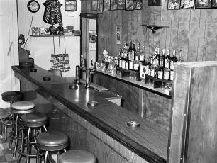 Bill's Log Cabin G'town 1971