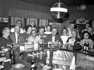 Blue Gables Group Linlithgo 1962