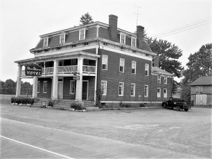 Blue Stores Hotel 1954