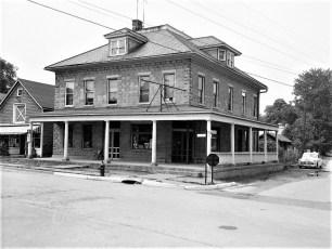Hotel Morey Tivioli NY 1954
