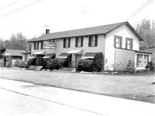 Kay's Brau Haus Rt 9G Tivoli 1958 (2)