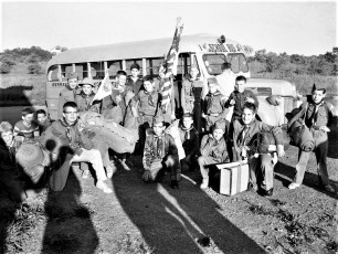 G'town Boy Scouts Troop 122 1958