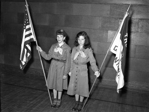 Boy and Girl Scouts