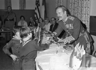 Niverville Cub Scout Banquet 1971 (5)