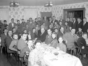 Scout Father & Son Dinner 1951 Walter Miller 1st Gtown Scout Master (2)