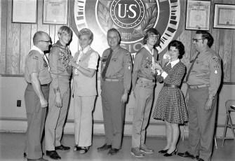 Scout Troop 102 Eagle Scout Awards Hudson 1973 (2)